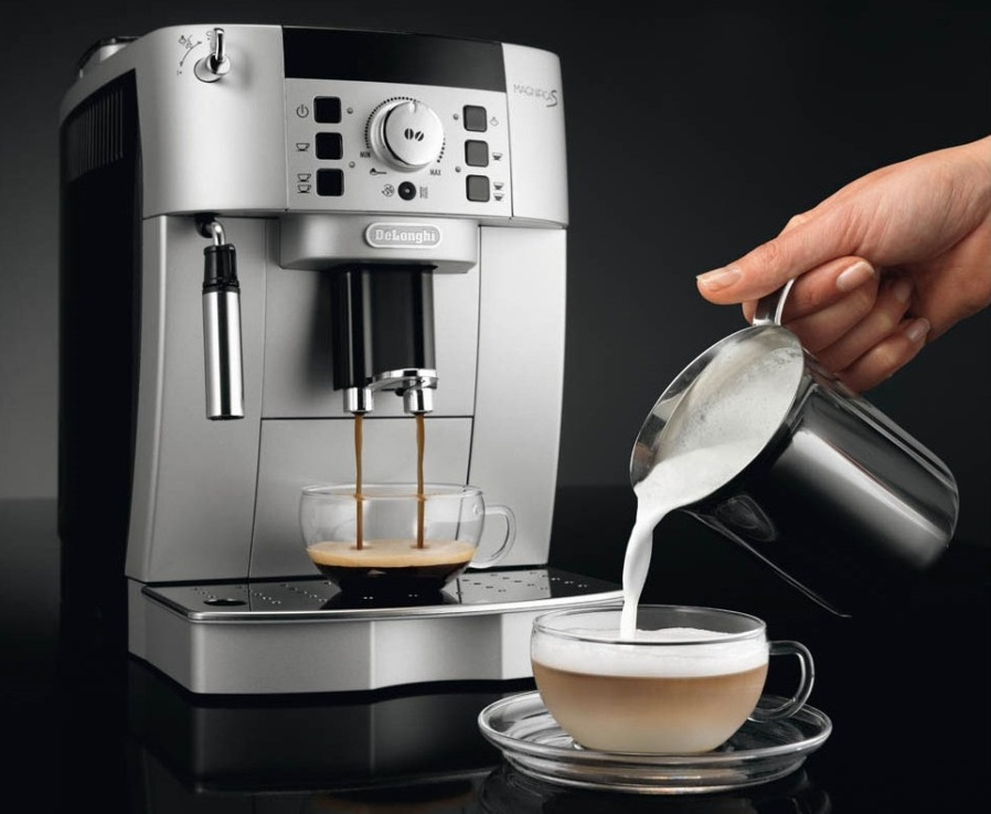 Рожковые или ручные кофеварки от именитого бренда