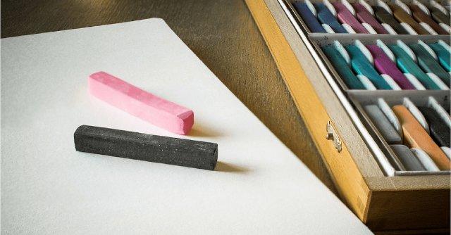 Рисование пастелью для начинающих
