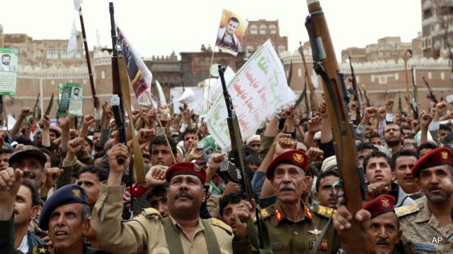 Безбожная война: Йемен как зеркало истины среди полчища химер