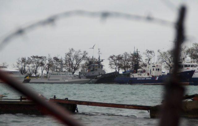 Российские террористы затеяли в Крыму «стройку века»
