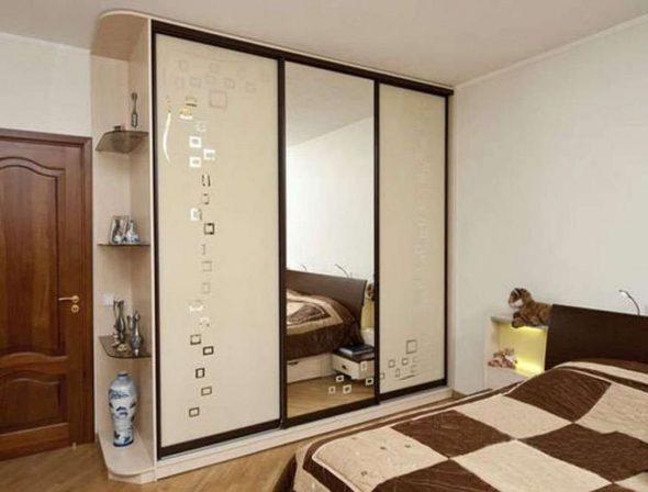 Разновидности дизайнов шкафов-купе