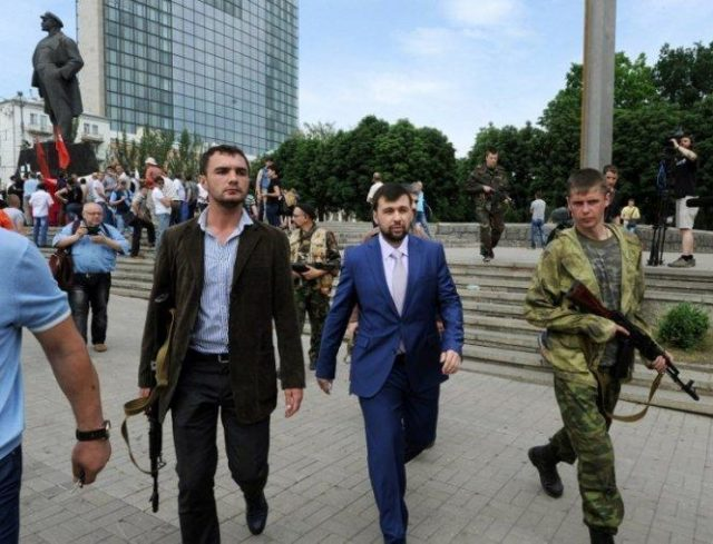 Главарю «ДНР» Пушилину придумали новое прозвище