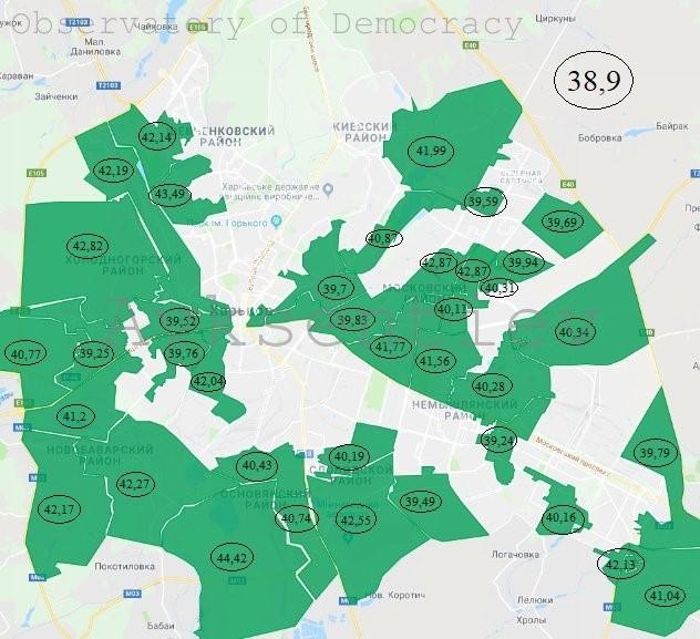 Эффекты избирательных систем на местных выборах: открытые списки в заложниках электоральной географии