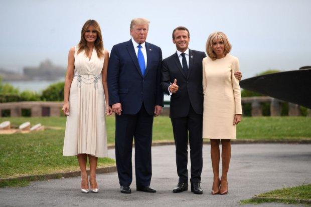 Трамп хочет пригласить Путина на саммит G7