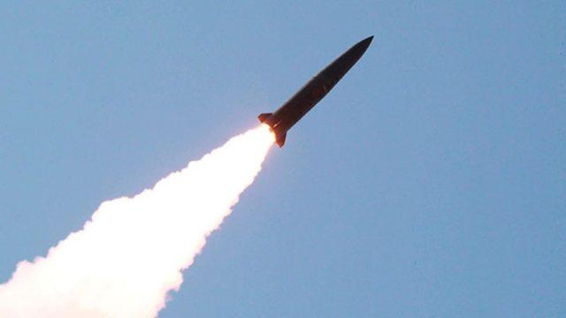 Южная Корея и Япония зафиксировали пуски ракет в КНДР