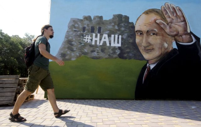 У Путина выдвинули Украине дерзкий ультиматум по Крыму