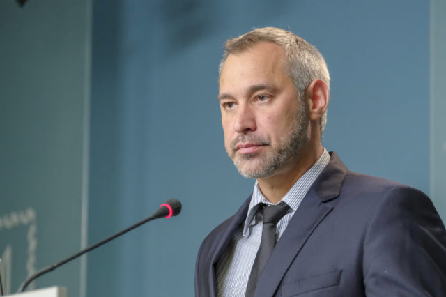 Гончарук в сентябре заработал больше Зеленского и Богдана