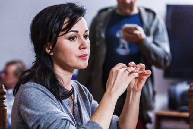 У Заворотнюк опровергли ее появление на ТВ