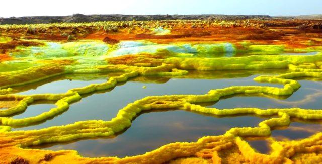 Ученые нашли самое безжизненное место на Земле