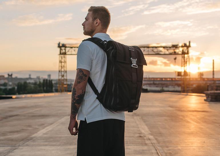 Большой выбор оригинальных мужских рюкзаков