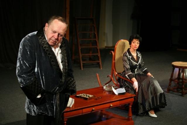 Ушел из жизни известный украинский актер Давид Бабаев