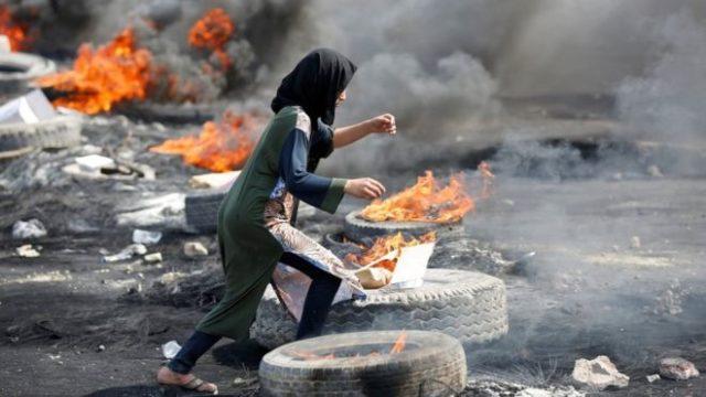 Число погибших в протестах в Ираке растет: подробности