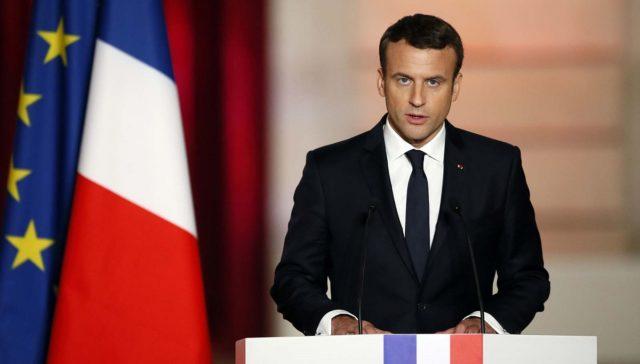 Макрон объявил войну украинским нелегалам во Франции