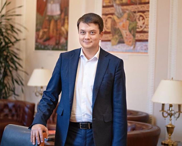 Разумков против отказа Украины от ОРДЛО