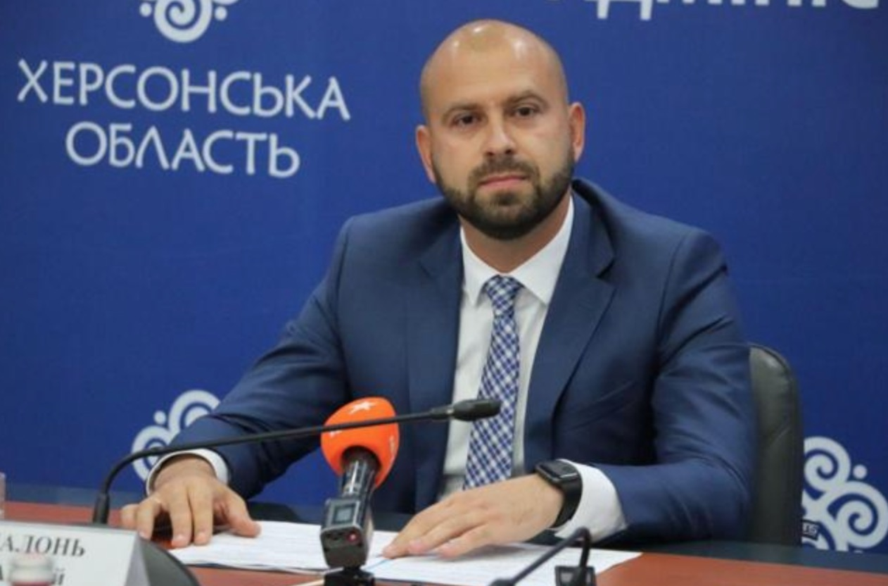 Зеленский назначил главой Кировоградской области экс-начальника МВД