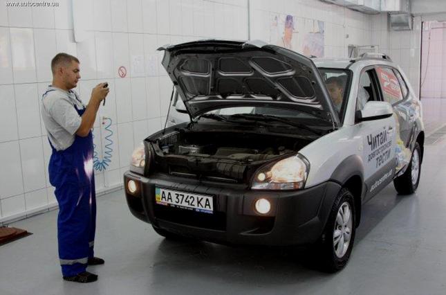 В Украине вернут обязательный техосмотр авто