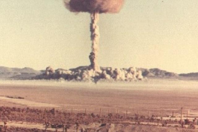 Ученые изучили место взрыва атомной бомбы в Харьковской области