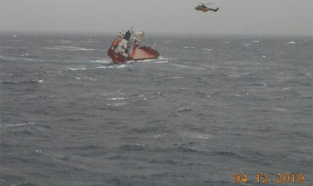 Корабль с украинцами попал в беду на пути в Турцию: подробности