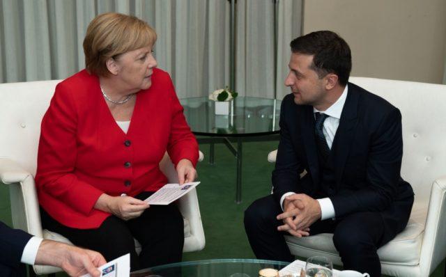 Германия отвергла запрос Украины о военной помощи