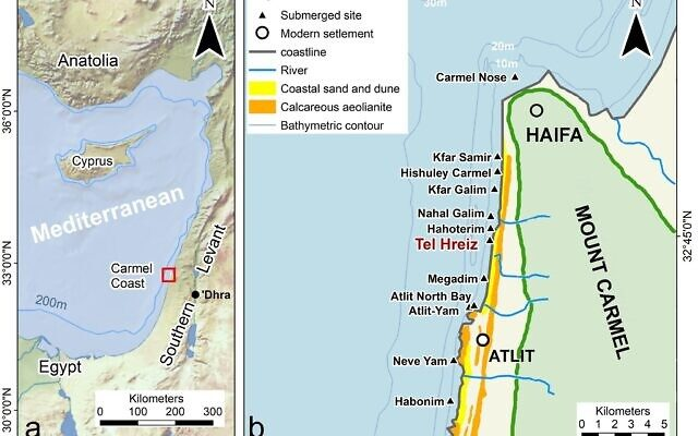 Археологи обнаружили древнейшую дамбу возрастом 7 тысяч лет