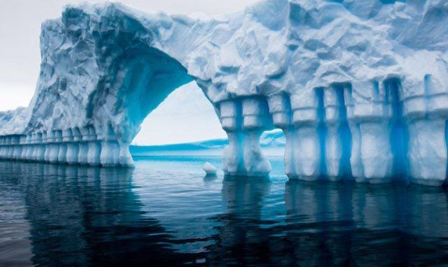 Ученые обнаружили древний континент под льдами Антарктиды