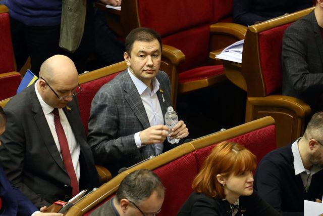 Нардеп Бондаренко объяснил, как он связан с тестем Зеленского
