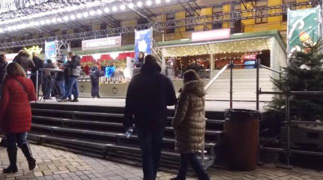 В Киеве ограничат празднование Нового года 2020