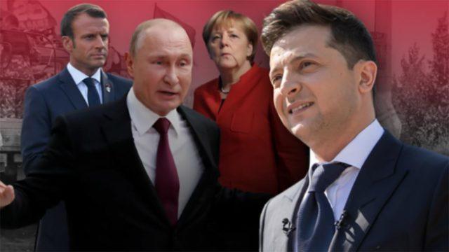 Лавров оценил миротворческие усилия Зеленского на Донбассе