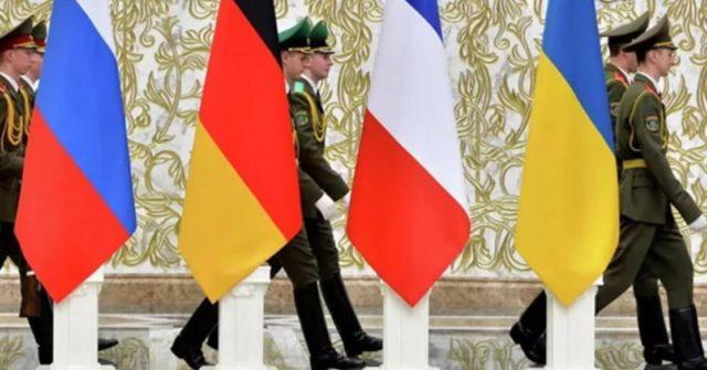 Зеркаль заявила, что Зеленский желает мира с Путиным