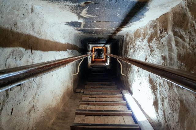 В пирамиде Хеопса нашли загадочные тайные комнаты