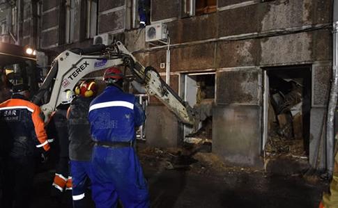 Пожар в Одессе: правоохранители установили двух подозреваемых