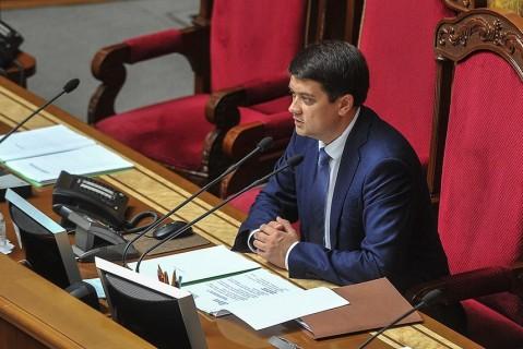 Разумков ответил, к чему готовиться после возвращения Зеленского в Украину