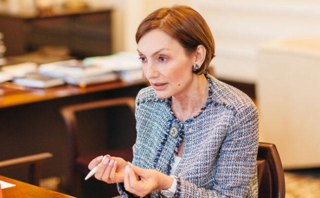 """Рожкова озвучила план """"Б"""" на случай критической ситуации с ПриватБанком"""