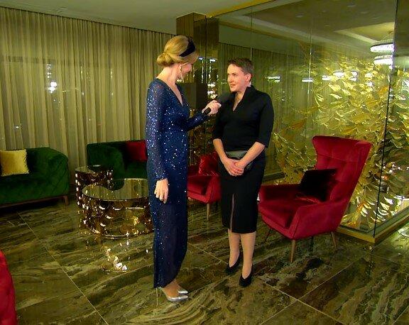Савченко откровенно рассказала о своих ухажерах