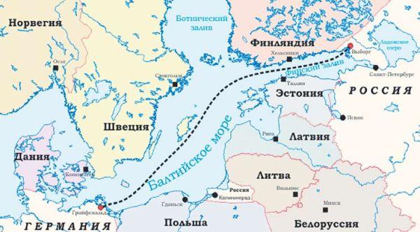 В Кремле раскрыли планы по «Северному потоку-2» на фоне санкций США