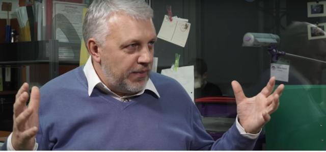 Чумак рассказал о ходе дел Шеремета, Иловайска и арестованных военных