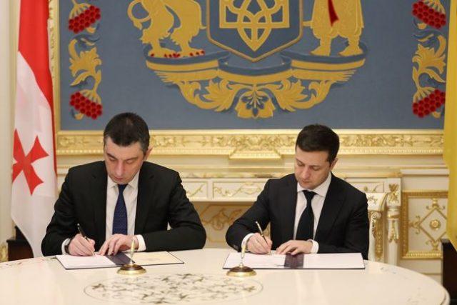 Зеленский поделился результатом переговоров с Грузией