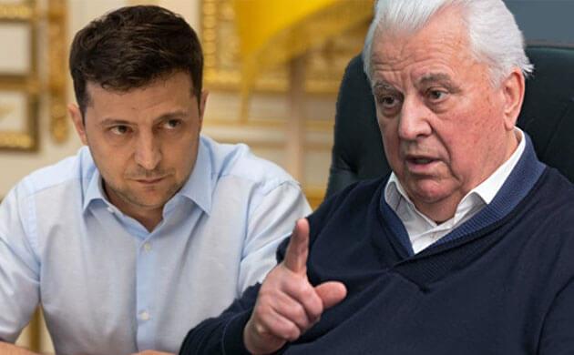 Кравчук жестко прошелся по «майданным» призывам Парубия