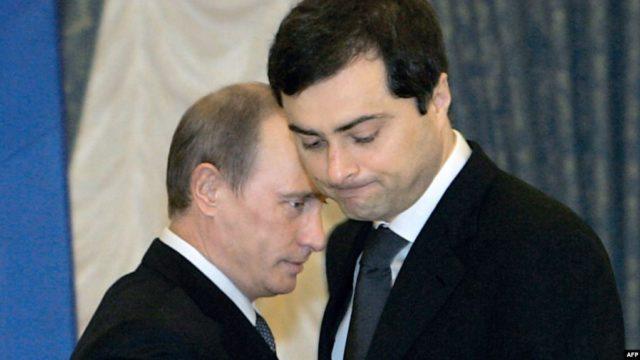 Советник Путина Сурков подал в отставку из-за курса по Украине