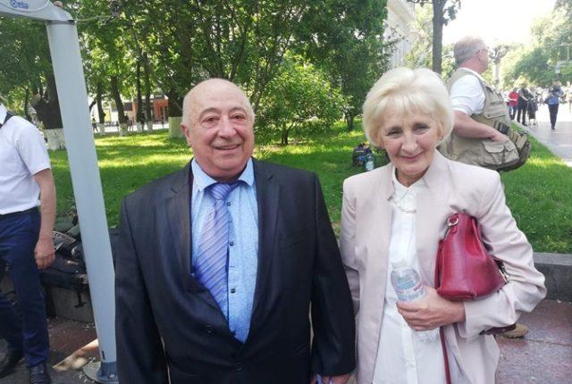 Зеленский рассказал о семье и еврейских корнях