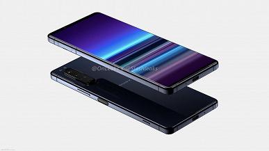 Sony презентовала смартфон со стильным дизайном: видео