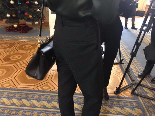 «Слуга народа» Пидласа в Раде затмила «дьявольские» ботинки Тимошенко