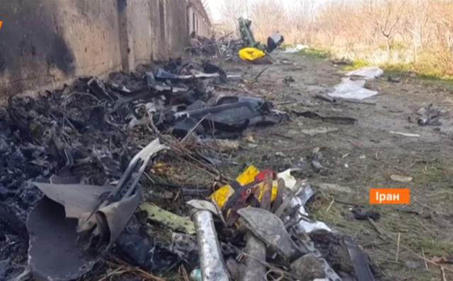 Иран дал заднюю в передаче «черного ящика» Украине