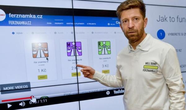 Чешские программисты сделали бесплатно сайт, на который министр хотел потратить 16 млн евро