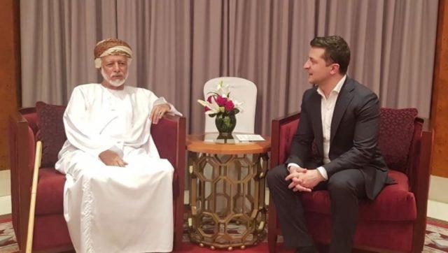 Романенко прокомментировал нашумевшую поездку Зеленского в Оман