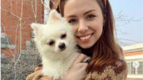 Украинке с собакой отказали в эвакуации из Уханя