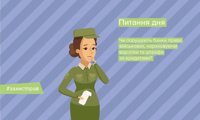 Некоторые украинцы могут не платить штрафы и проценты по кредитам