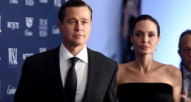 Анджелина Джоли взъелась на Дженнифер Энистон из-за флирта с Брэдом Питтом