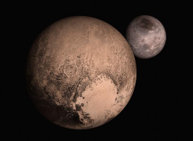 Астрономы раскрыли загадку Сердца Плутона