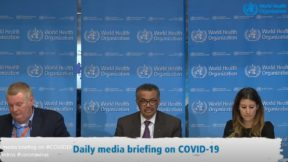 ВОЗ максимально повысила оценку риска распространения коронавируса в мире